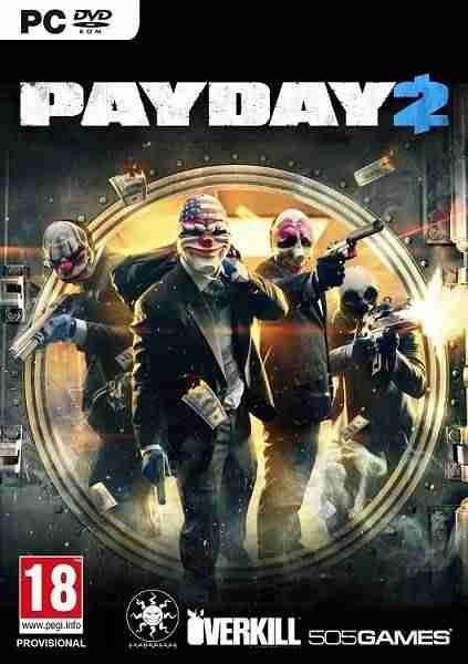 Descargar PAYDAY 2 [MULTI7][iNLAWS] por Torrent